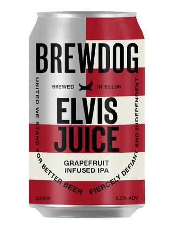 image of Elvis Juice - De Bastaard
