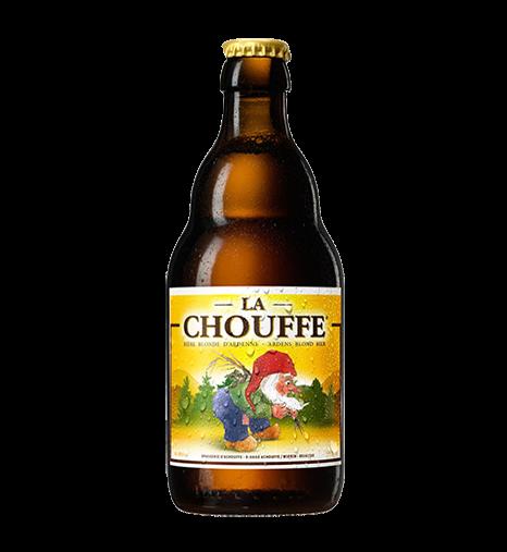image of La Chouffe Blond - De Bastaard