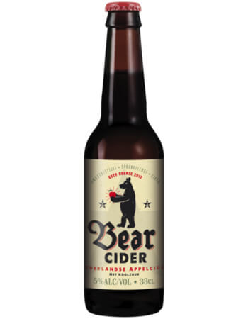 image of Bear Cider - De Bastaard