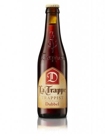 image of La Trappe Dubbel - De Bastaard