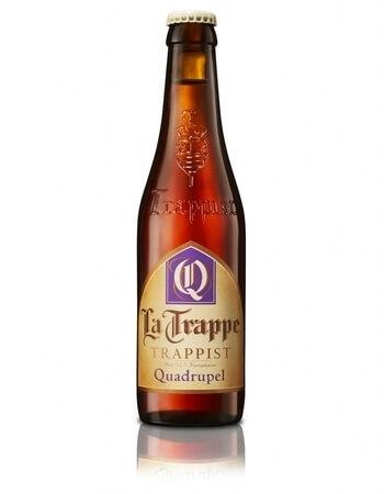 image of La Trappe Quadrupel - De Bastaard